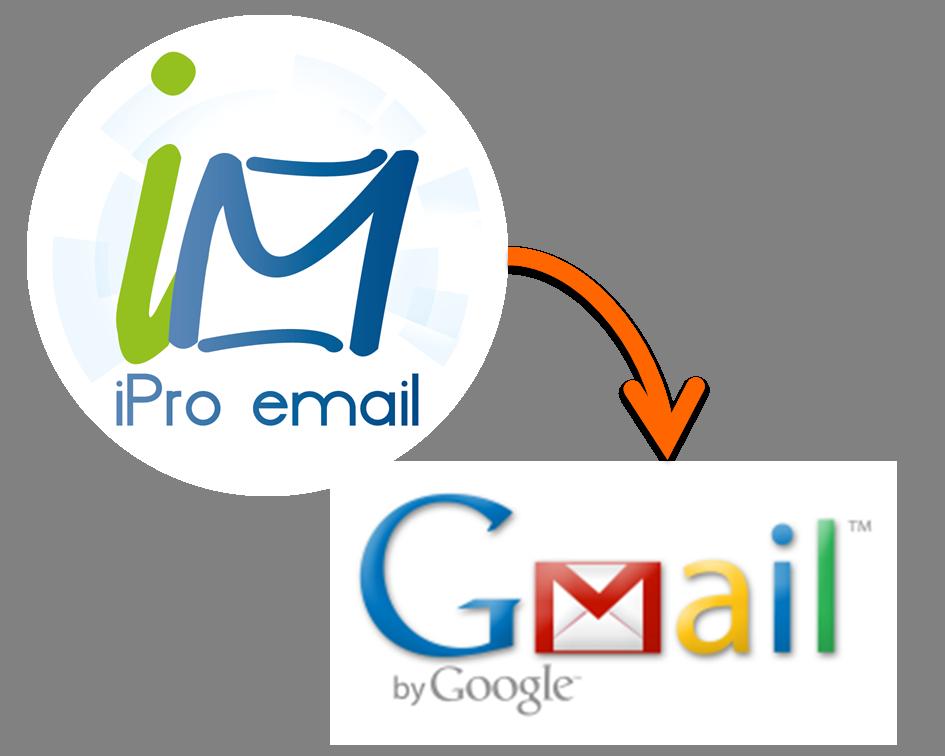 Configurar iPro Email en Gmail