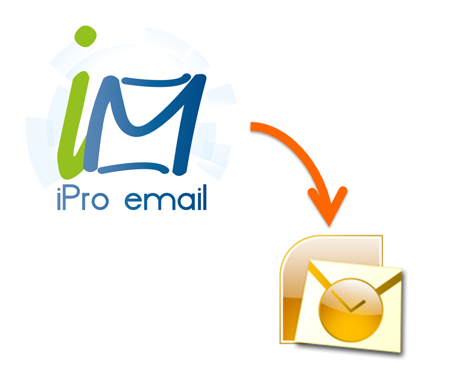Configurar iPro Email en Outlook
